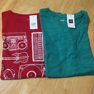 GAP Kids - gap kids 半袖Tシャツ 130サイズ 8-9歳 2枚