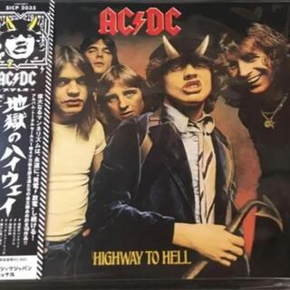 AC/DC / HIGHWAY TO HELL
