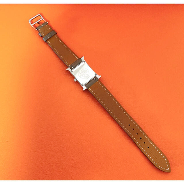 Hermes(エルメス)のHERMES*Hウォッチ*正規品 レディースのファッション小物(腕時計)の商品写真