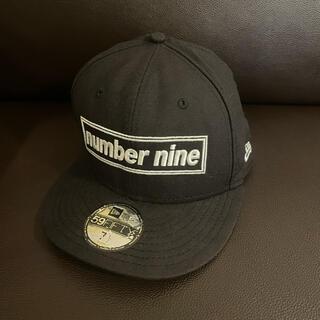 NUMBER (N)INE - number nine new era 7 1/2