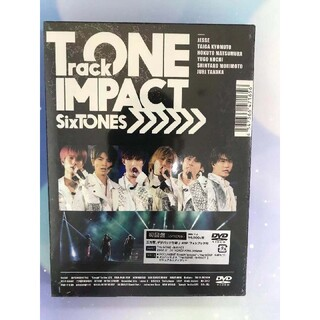 SixTONES/TrackONE-IMPACT-〈初回盤・2枚組〉