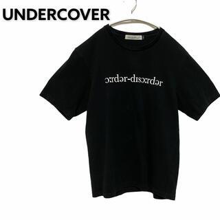 UNDERCOVER - ●アンダーカバー/Tシャツ/order-disorder/ブラック●