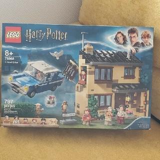 レゴ(Lego)の【正規品】 新品・未使用 レゴ ハリーポッター LEGO プリベット通り4番地(積み木/ブロック)