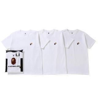 A BATHING APE - READYMADE × APE レディメイド エイプ Tシャツ 新品未使用