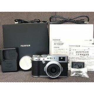 富士フイルム - 1226 FUJIFILM X100F たった5400 Shot フジフィルム