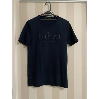 グッチ(Gucci)のGUCCI グッチ Tシャツ コットン クルーネック Tシャツ(Tシャツ/カットソー(半袖/袖なし))