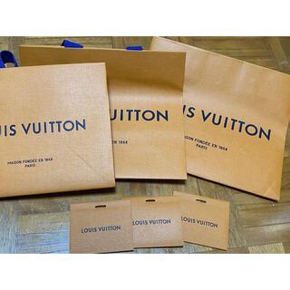 ルイヴィトン(LOUIS VUITTON)のルイヴィトン ショップ袋 VUITTON(ショップ袋)