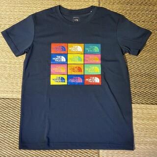 THE NORTH FACE - 【着用数回】WEB限定THE NORTH FACE ハーフドームロゴスTシャツ