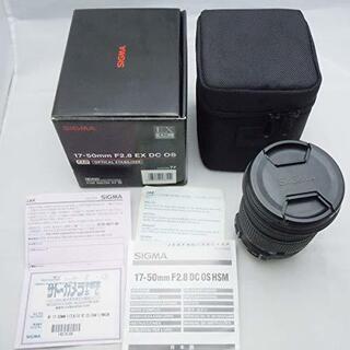 SIGMA - SIGMA 標準ズームレンズ 17-50mm F2.8 EX DC OS HSM
