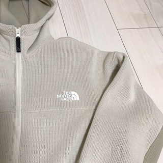 THE NORTH FACE - NTW61809 THE NORTH FACE マウンテンテックセーターフーディ