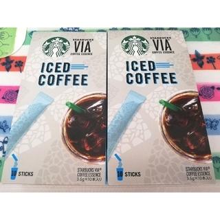 Starbucks Coffee - スターバックス ヴィア コーヒーエッセンス アイスコーヒー  2箱