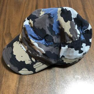 ポールスミス(Paul Smith)のポールスミス 迷彩 帽子 Paul smith CAMOUFLAGE CAP(キャップ)