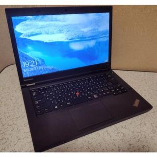 Lenovo - ★SSD240GB メモリ8GB ThinkPad T440p★