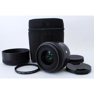 シグマ(SIGMA)の☆極上美品【SIGMA】Art 30mm F1.4 DC 単焦点 キャノン用(レンズ(単焦点))