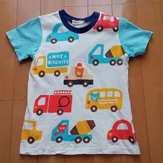 mikihouse - ミキハウス ホットビスケッツ Tシャツ 110