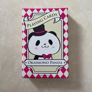 ラクテン(Rakuten)のお買い物パンダ トランプ 新品(トランプ/UNO)