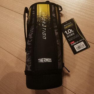 サーモス(THERMOS)のサーモス 水筒カバー 1.0リットル ☆新品☆(水筒)