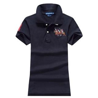 ポロラルフローレン(POLO RALPH LAUREN)の高品質女性用ポロ ラルフローレンポロシャツ4色(ポロシャツ)