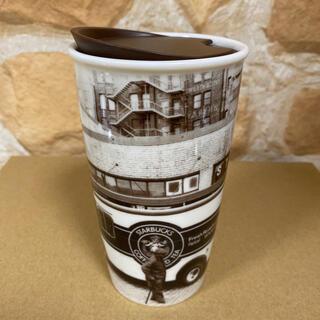 スターバックスコーヒー(Starbucks Coffee)の新品 未使用 アメリカ限定 STARBUCKS 陶器タンブラー(タンブラー)