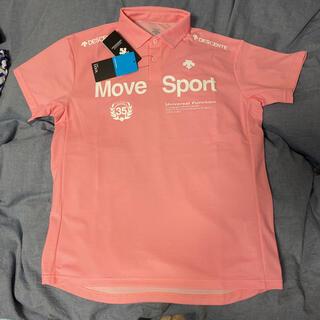 デサント(DESCENTE)の新品 ムーブスポーツ デサントポロシャツ(ポロシャツ)