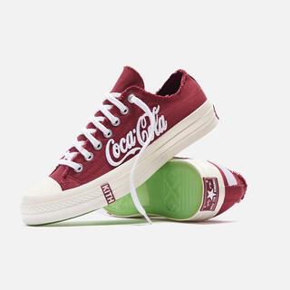 コンバース(CONVERSE)のKITH x Coca-Cola    CT70s  All star(スニーカー)