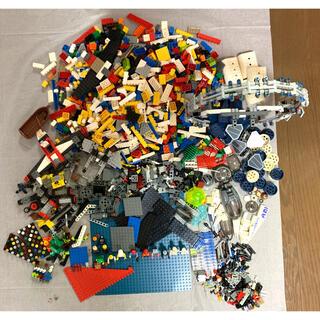 レゴ(Lego)のレゴLEGO  まとめ売り 約3kg ミニフィグ11体入り(積み木/ブロック)