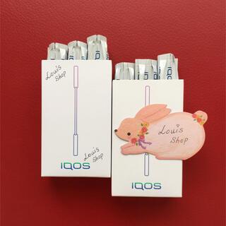 アイコス(IQOS)の【純正品・送料無料】2箱分 60本セット  IQOSクリーニングスティック(タバコグッズ)