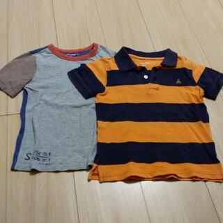 ベビーギャップ(babyGAP)のbabyGAP 半袖 100(Tシャツ/カットソー)