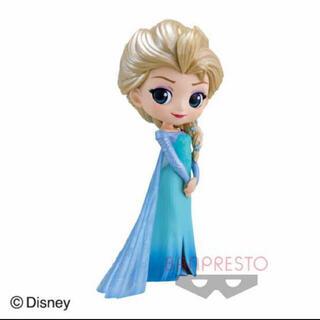 Disney - 【新品未開封】 アナと雪の女王 アナ雪 エルサ Qposket フィギュア