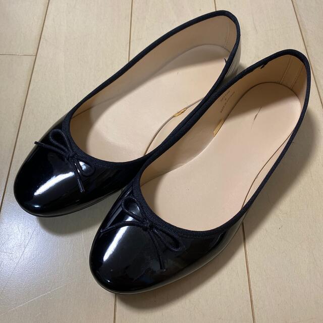 GU(ジーユー)のGU フラットシューズ パンプス レディースの靴/シューズ(バレエシューズ)の商品写真
