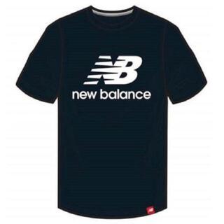 New Balance - ニューバランス ❤️ Tシャツ Lサイズ 濃ネイビー