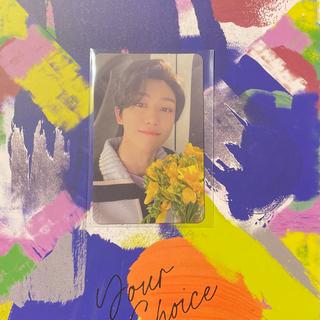 セブンティーン(SEVENTEEN)のTHE8 トレカ Your Choice(K-POP/アジア)
