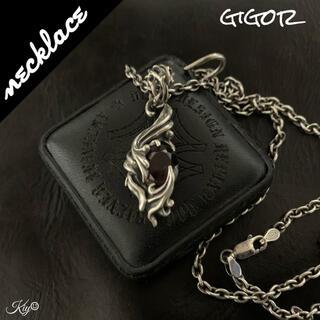 GIGOR - 定価2万★GIGOR【ジゴロウ 】ジィースペンダント ネックレス GNT