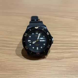 CASIO - CASIO カシオ 腕時計 スタンダード MRW-81J-1ELJG