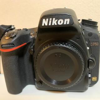 Nikon - Nikon ニコン D750 ボディ