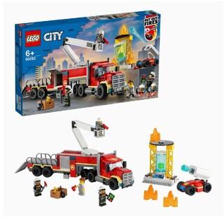 レゴ(Lego)のレゴ LEGO シティ 消防指令基地 60282 新品未開封(積み木/ブロック)