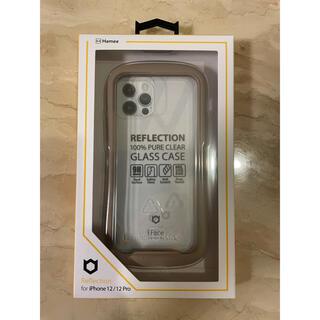 iPhone - iFace リフレクション クリアベージュ iPhone12/12Pro  新品