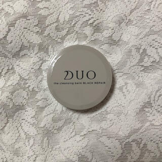 DUO クレンジングバーム ブラック 20g