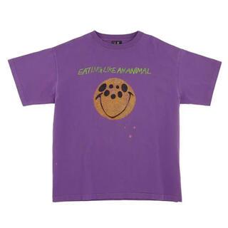 LADY MADE - 最终値下げ Saint Michael 21SS パープル Tシャツ