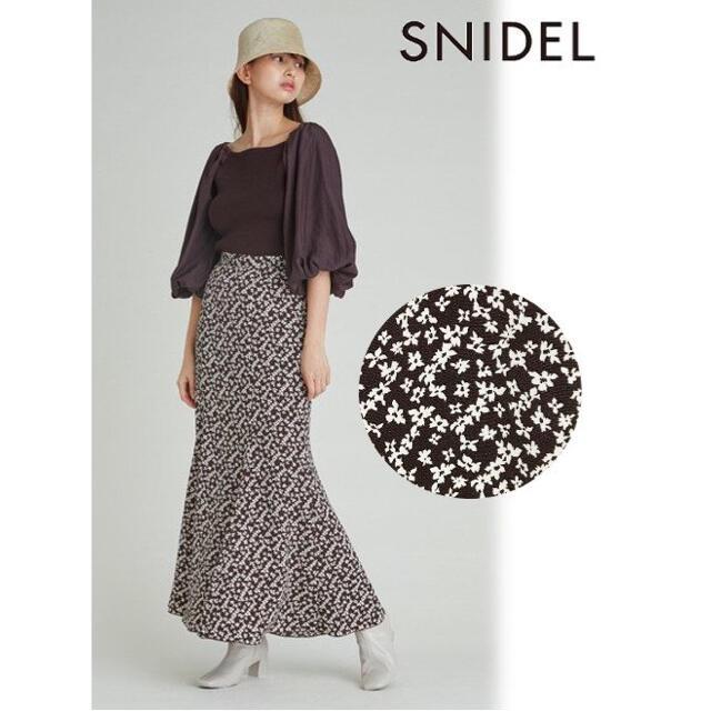 snidel(スナイデル)のスナイデル 今季 スカート レディースのスカート(ロングスカート)の商品写真
