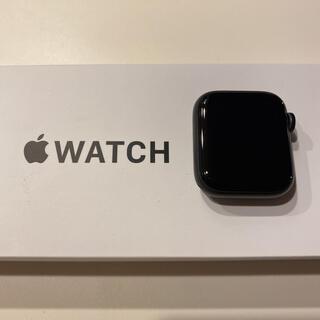 Apple - Apple Watch SE ほぼ未使用 40mm 長期保証付 スペースグレイ