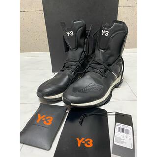 ワイスリー(Y-3)のy-3 pure boost zg high Y-3 ヨウジヤマモト(スニーカー)
