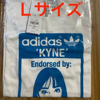 adidas - adidas KYNE Tシャツ Lサイズ