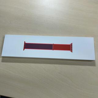 Apple - 純正Apple Watch  40mm (PRODUCT)RED スポーツループ