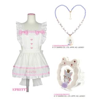 Angelic Pretty - Whip Cream Princessネックレス(メル)