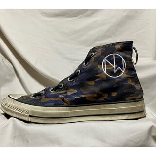 UNDERCOVER - UNDERCOVER×CONVERSE カモフラ柄