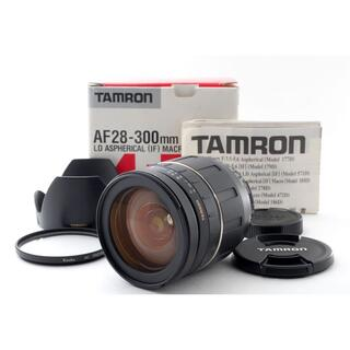 Nikon - #2818美品♪☆広角~望遠撮影OK☆ Nikon用 タムロン 28-300mm