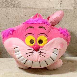 フシギノクニノアリス(ふしぎの国のアリス)のチェシャ猫ぬいぐるみ ディズニー タグ付き 非売品 プライズ景品 匿名配送(ぬいぐるみ)