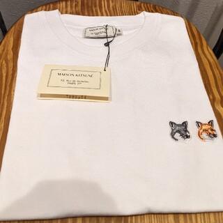 メゾンキツネ(MAISON KITSUNE')のXSサイズ メゾンキツネ Tシャツ(Tシャツ(半袖/袖なし))