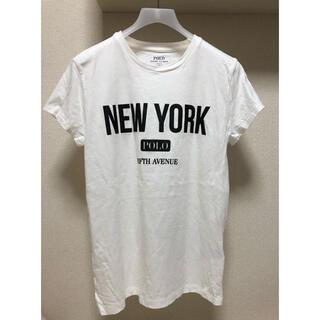 POLO RALPH LAUREN - ラルフローレン Tシャツ 白 サイズS